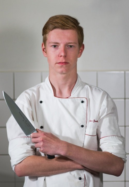 Jen velký kuchař